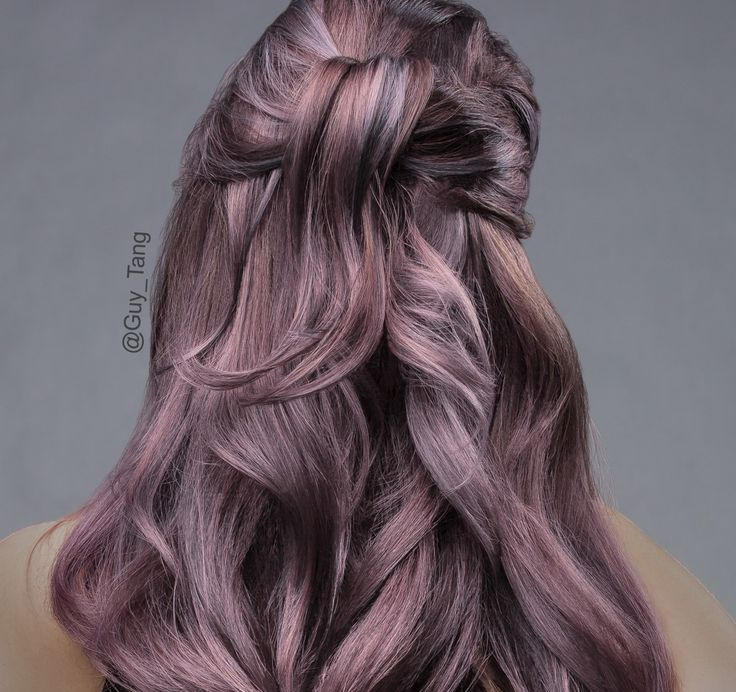 Dusty Lavender – #mydentity™ @Guy_Tang
