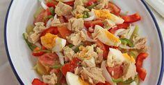 Cocinando entre Olivos: Cómo hacer Ensalada campera, receta paso a paso