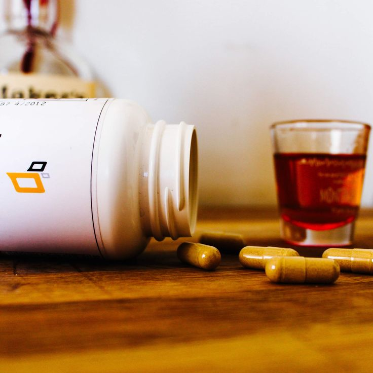 Why You Should Never Take Hangover Pills
