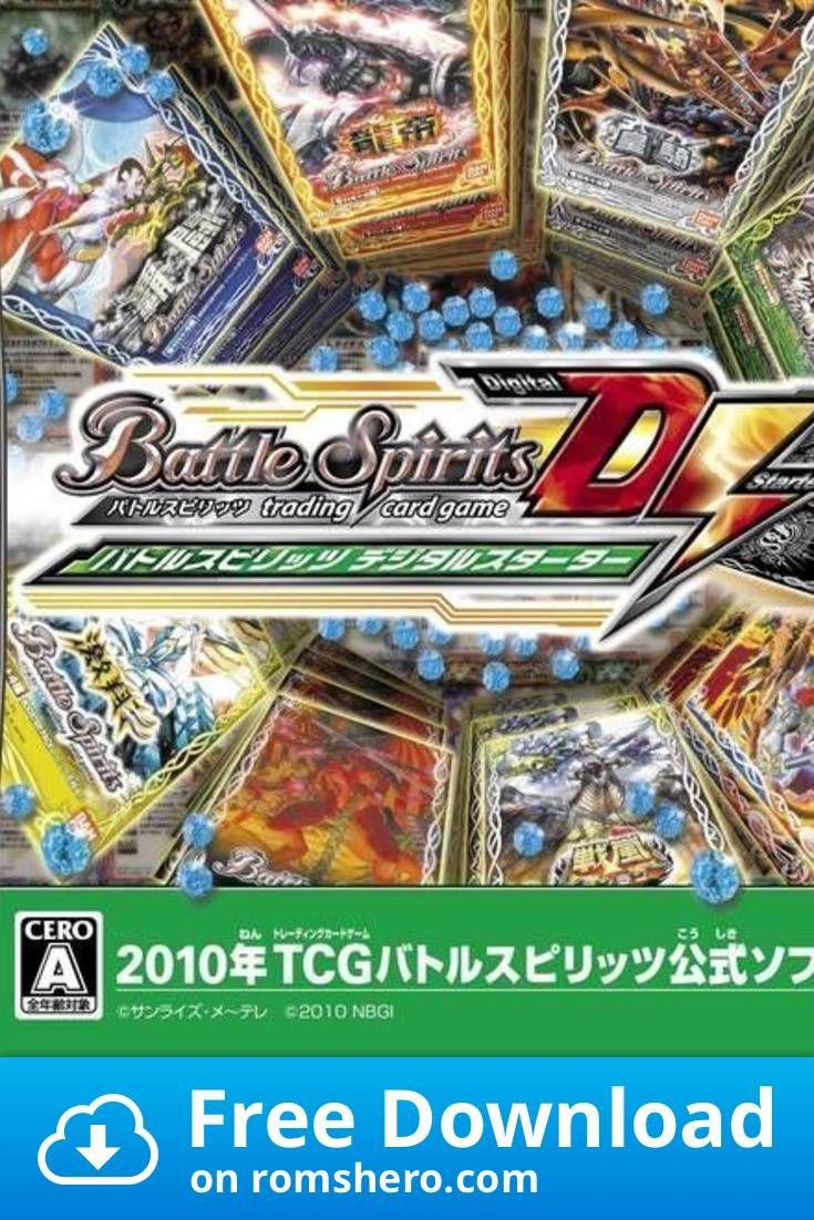 Download Battle Spirits DS Digital Starter (JP