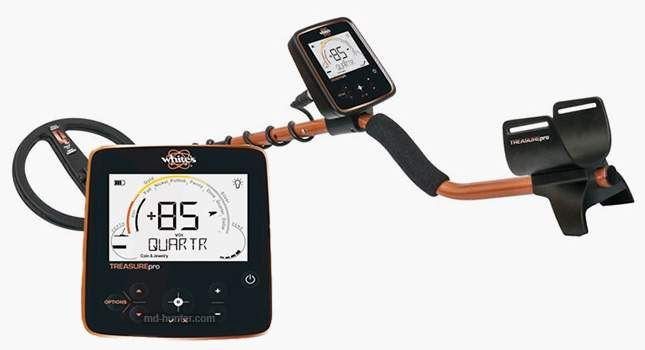 All You Need To Know About Whites TREASUREPro Metal Detector