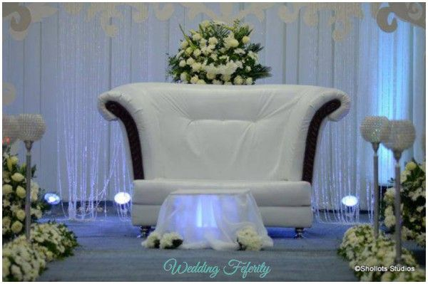 19 best nigerian wedding decor images on pinterest for Different types of wedding decorations