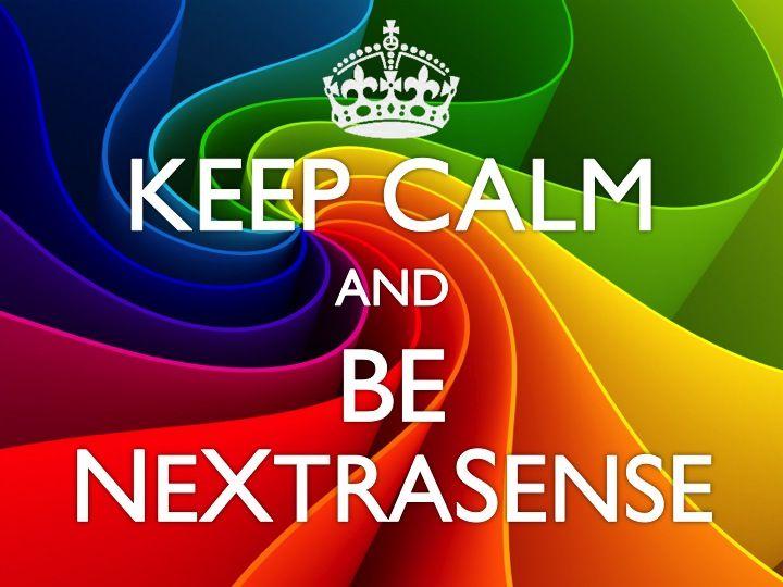 #Colora #le #tue #passioni, i tuoi #desideri, #NextraSense