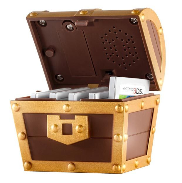 Another look at the Zelda mini treasure box ⊟ ... - Tiny Cartridge 3DS - Nintendo 3DS, DS, Wii U, and PS Vita News, Media, Comics, & Retro Junk