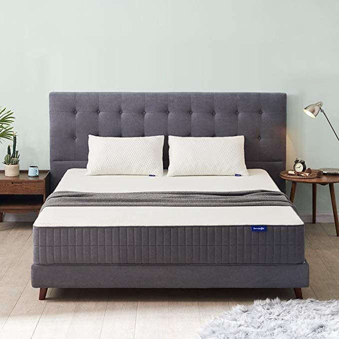 Full Size Mattress Sweetnight 10 Inch Gel Memory Foam Mattress In A Box Certipur Us Certified Foam Matt Queen Mattress Size Queen Mattress King Size Mattress