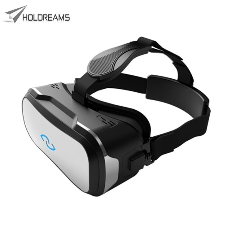 3Glasses D2 Virtual Reality Headset Vanguard Edition SILVER 2K Resolution with Touch Panel 110 Degree Wide View Angle 3D Glasses