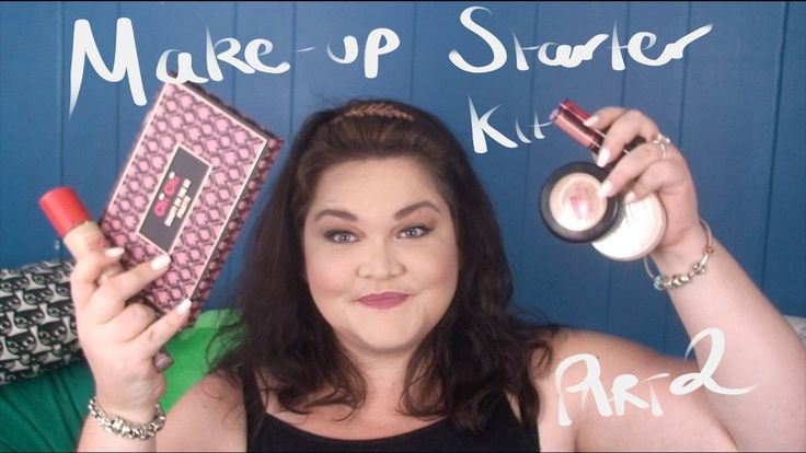 Part 2 to my make-up starter kit is up! Find out what else I recommend if you're just starting out with make-up! Make-up Starter Kit Part 2 https://www.youtube.com/watch?v=hai2BKjIj3g
