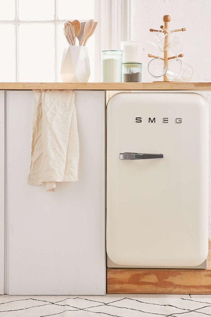 Smeg Mini Refrigerator - Urban Outfitters
