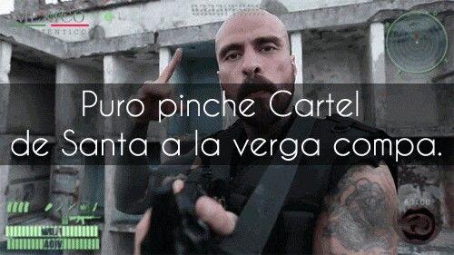 PPCDSALVC  Cartel de santa  Rap México Babo