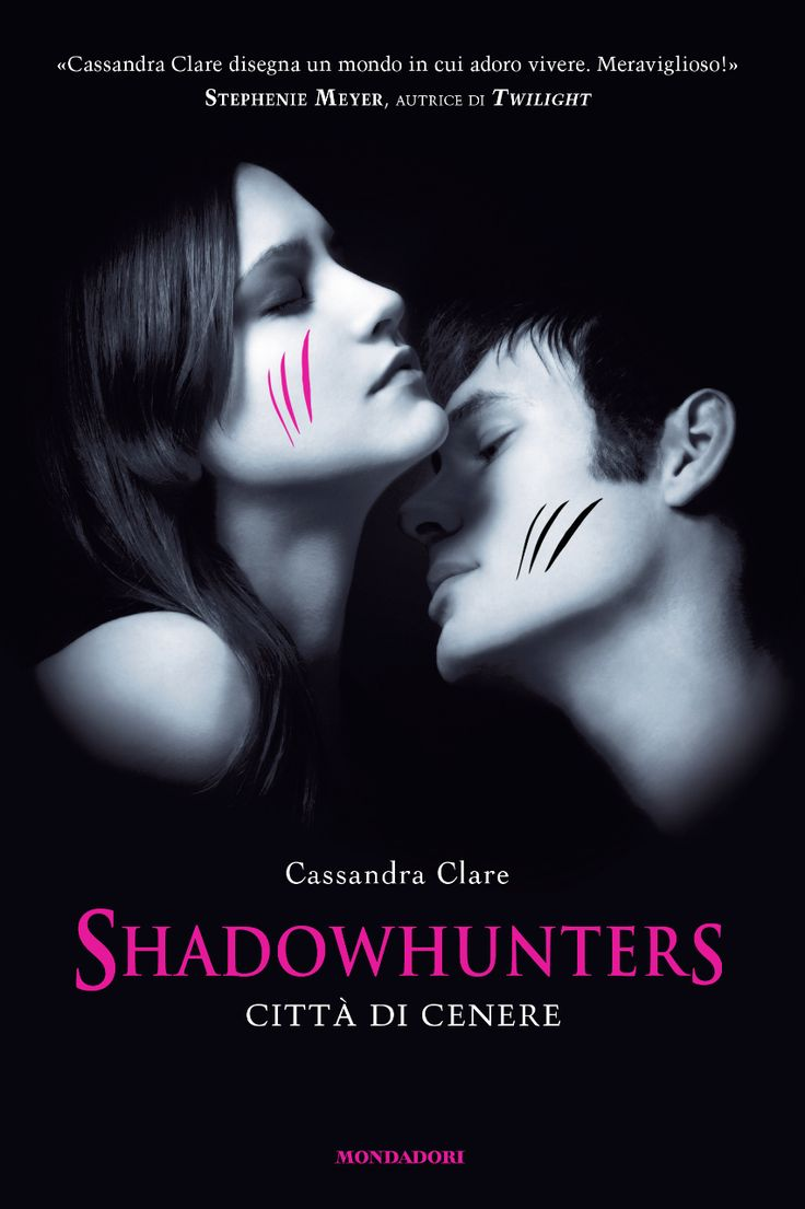 copertina Shadowhuters Città di cenere 2