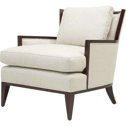 Baker Furniture : California Lounge Chair - 6713C : Chairs : Barbara Barry : Browse Products