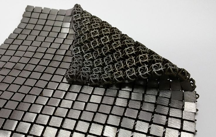 17 best ideas about chain mail on pinterest chainmaille for Space mission fabric