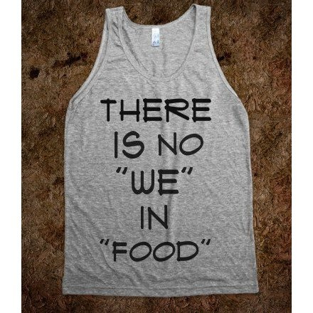 No We in Food - Newww - Skreened T-shirts, Org ($29.49)