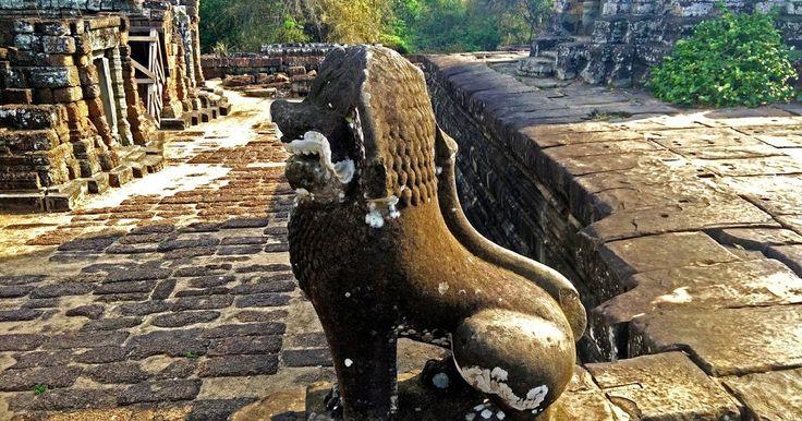 Камбоджа фото: Мебон Камбоджа