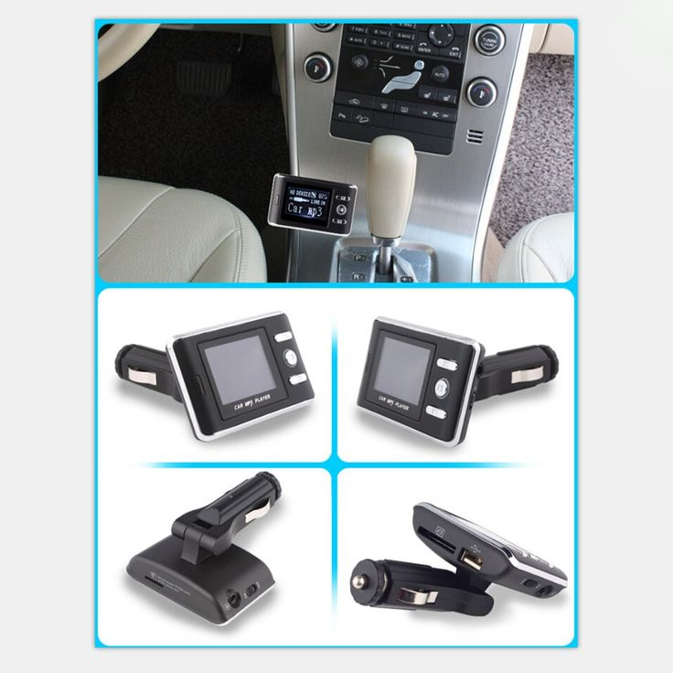 Car MP3 Player Wireless Bluetooth Hands-free Calling FM Sales Online 1# - Tomtop.com