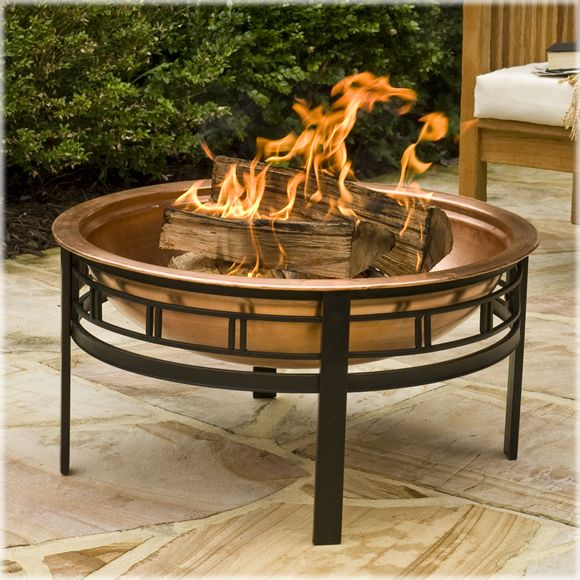 Nice From Avantgardendecor.com · This Is Gorgeous! CobraCo® Copper Mission Fire  Bowl, Model #FBCOPMISN C