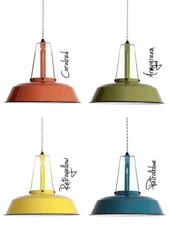 HK living - Industrial lampen Deze hangen bij ons in de winkel