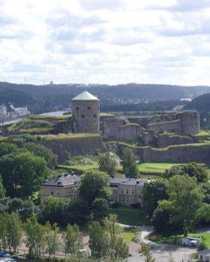 Bohus Fortress Kungälv, Sweden