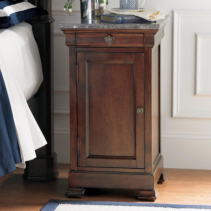 Best 25 tall nightstands ideas on pinterest tall for Tall nightstand ideas