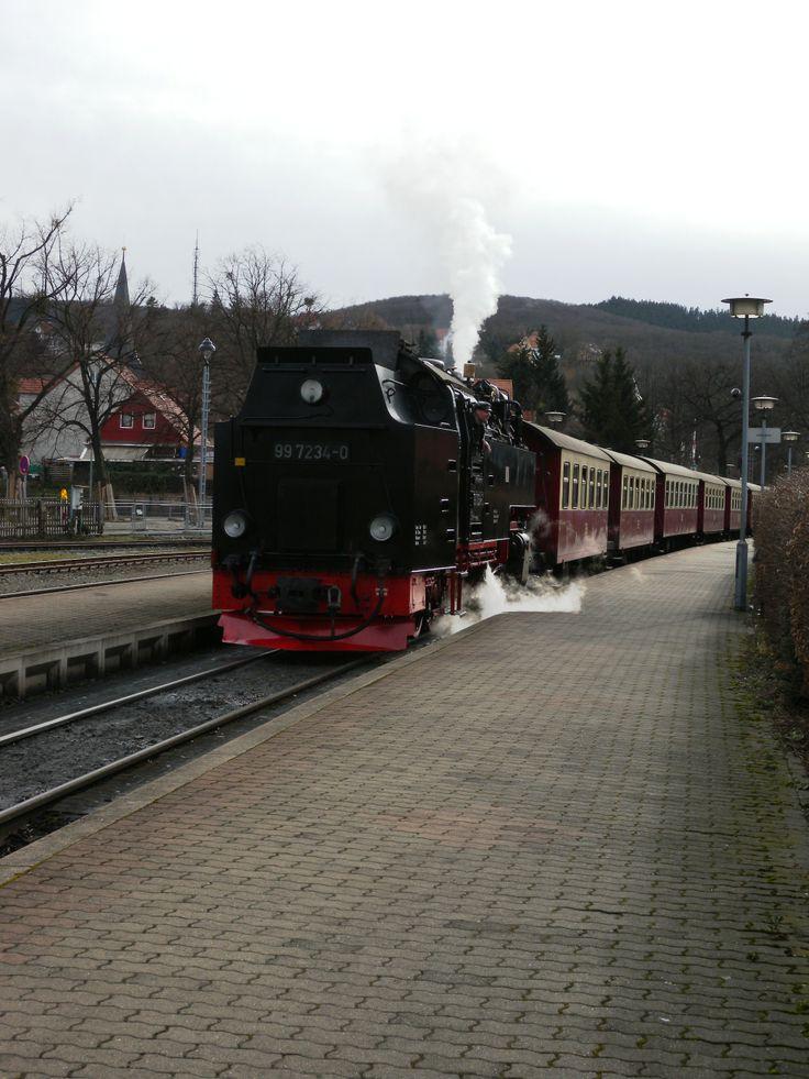 Wernigerode Brockenbahn