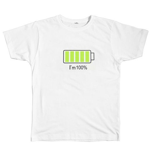 I'm 100% T-Shirt