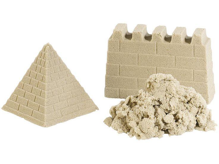 Playtastic Kinetischer Sand grob, 1 kg