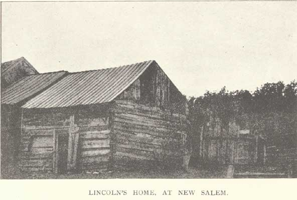 Lincoln's home at New Salem.Presidents Abraham, Lincoln Families, Abraham Lincoln, Periodic Lincoln, History'S Presidents, History Presidents, Lincoln Nets, Lincoln Native, Century Photographers