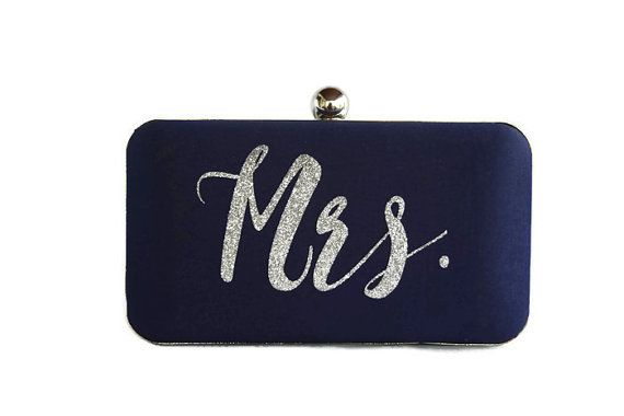 Check out this item in my Etsy shop https://www.etsy.com/listing/467330718/bridal-navy-clutch-box-something-blue