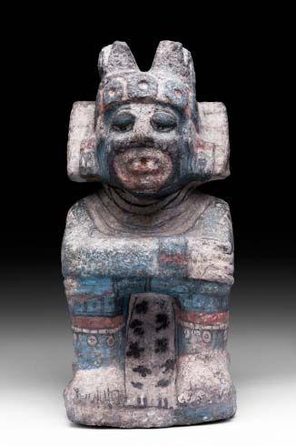 Dios dual - Museo Nacional de Antropología