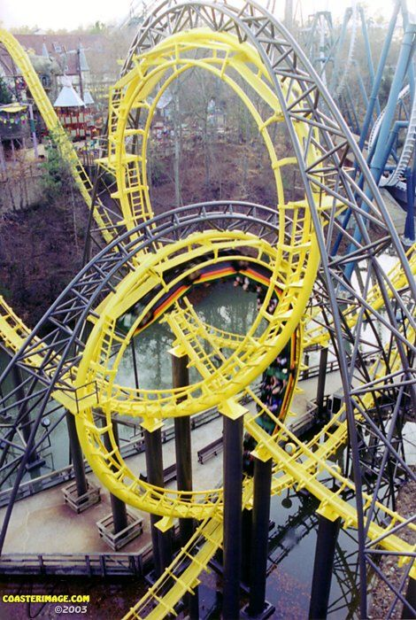 444 Best Rollercoasters Images On Pinterest Roller Coaster Roller Coasters And Amusement Park