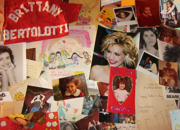 Brittany Murphy remembered by her father, Angelo Bertolotti.    Source: Fleur De Lis Film Studios