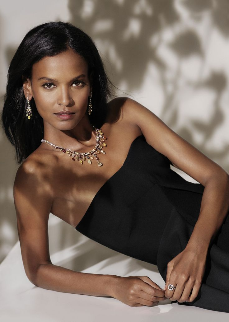 Liya Kebede: On Life, Modeling, and Diamonds - http://fashionweekdaily.com/liya-kebede-on-life-modeling-and-diamonds/