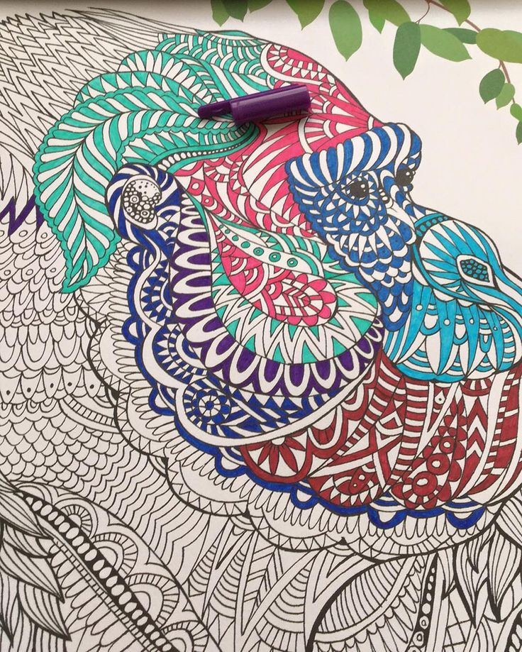 Adultcoloringbook Adultcoloring Art Colorful Colouring Colouringbook Uk Bored ColouringColoring Books