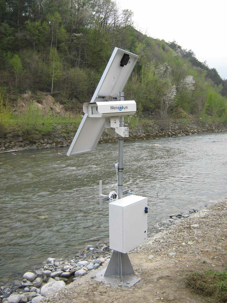 River floods monitoring in Aosta Valley