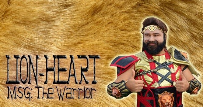 MSG: The Warrior – Lion Heart Movie Review  – Gurmeet Ram Rahim Singh Insan is back with the third installment MSG The