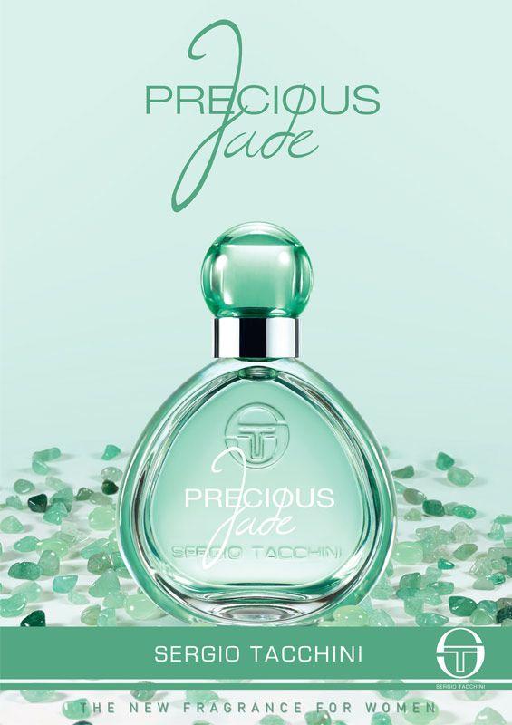 SERGIO TACCHINI Precious Jade Communication