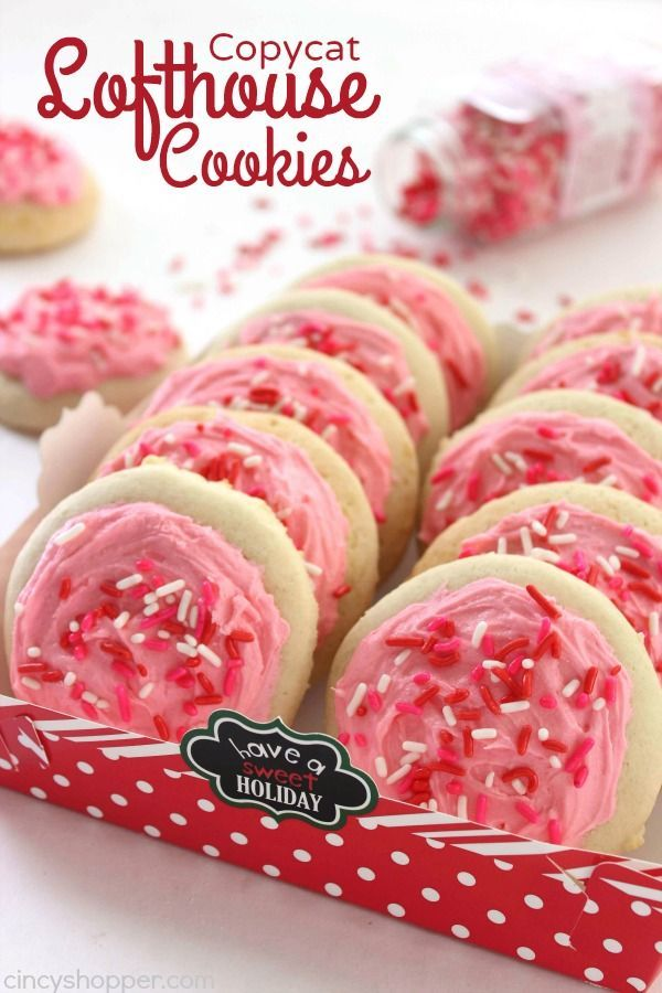 These CopyCat Lofthouse Cookies are very similar to the ones you will find at the stores. The simply soft cake like sugar cookie topped with buttercream frosting is sure to melt in your mouth. Copycat Lofthouse Cookies Have you had the pleasure of becoming addicted to Lofthouse Cookies? If so, I know you are going …