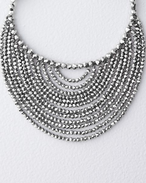 Linda Levinson Designs Bib Necklace