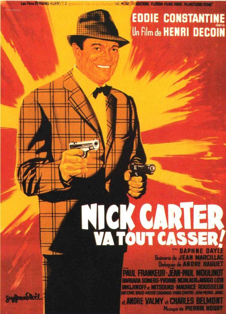 nick carter va tout casser   Nick Carter va tout casser (Nick Carter,va tout casser)