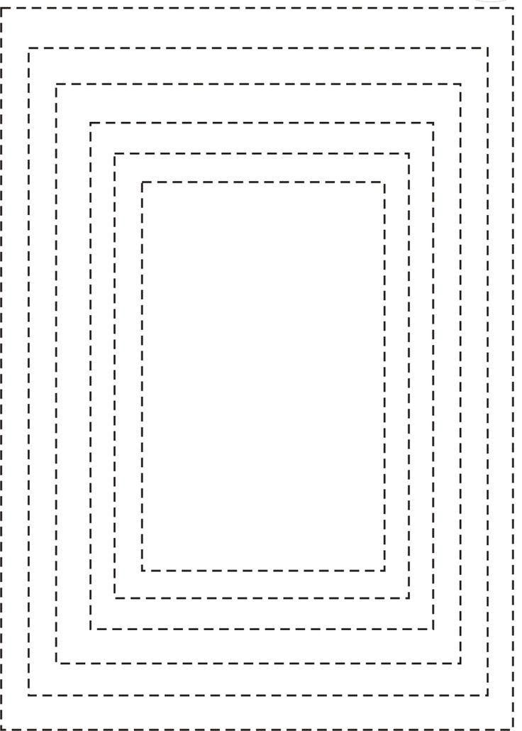 Agulha de ouro Ateliê: Coordenação Motora: Treinando os pontos para a costura