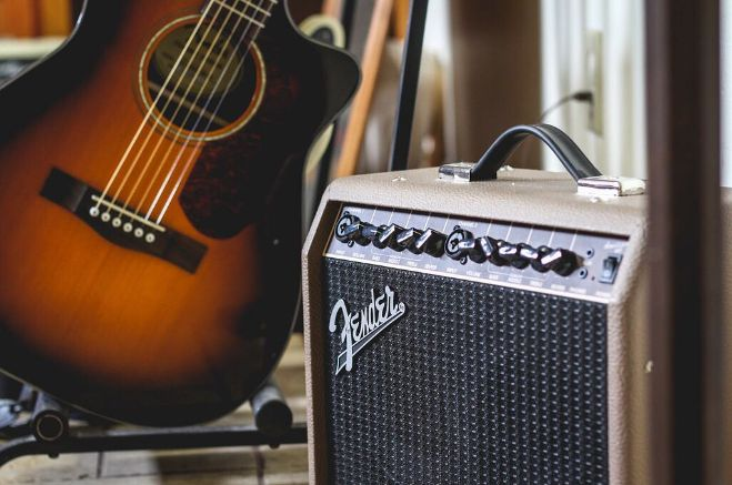 They are waiting for you to come home. #FenderClassicDesign #FenderAcoustasonic #HereForTheMusic #Music #Guitar #Acoustic #Musician #Guitars #Amp #AcousticGuitar #Love #Live