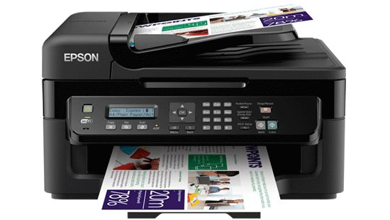 Epson WorkForce WF-2538 - Driver Download - yoUr Printer Driver