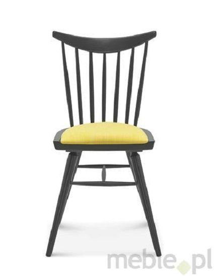 Krzesło A-0537 wykonane z drewna, bądź tapicerowane, Fameg - Meble