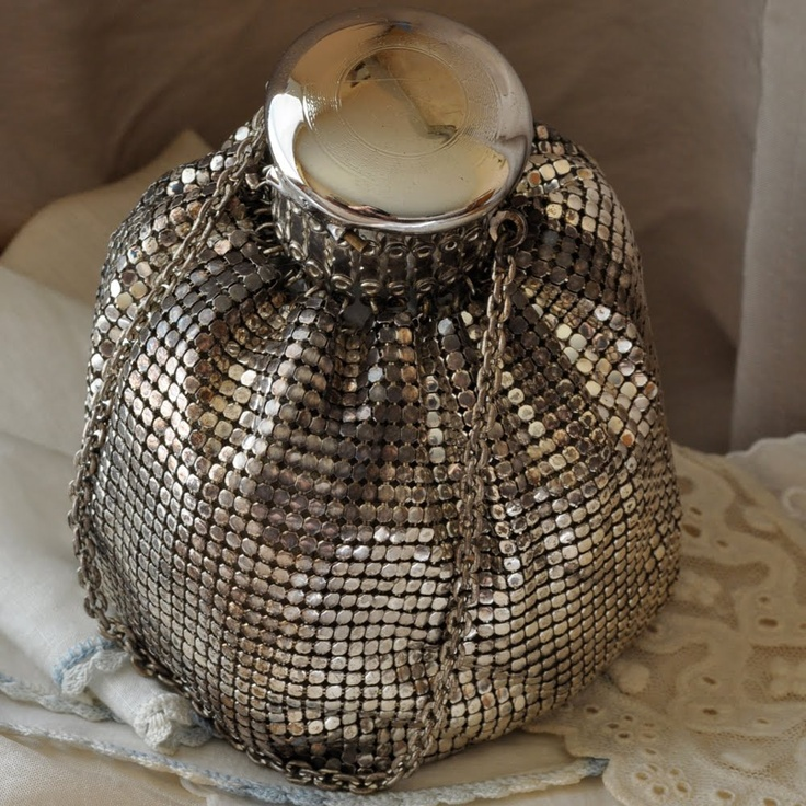 9 Best Lovely Antique Vintage Victorian Silver Mesh Coin