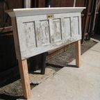 Headboards Made From Doors - eclectic - headboards - dallas - by Vintage Headboards
