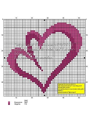Free Hearts - many free heart patterns