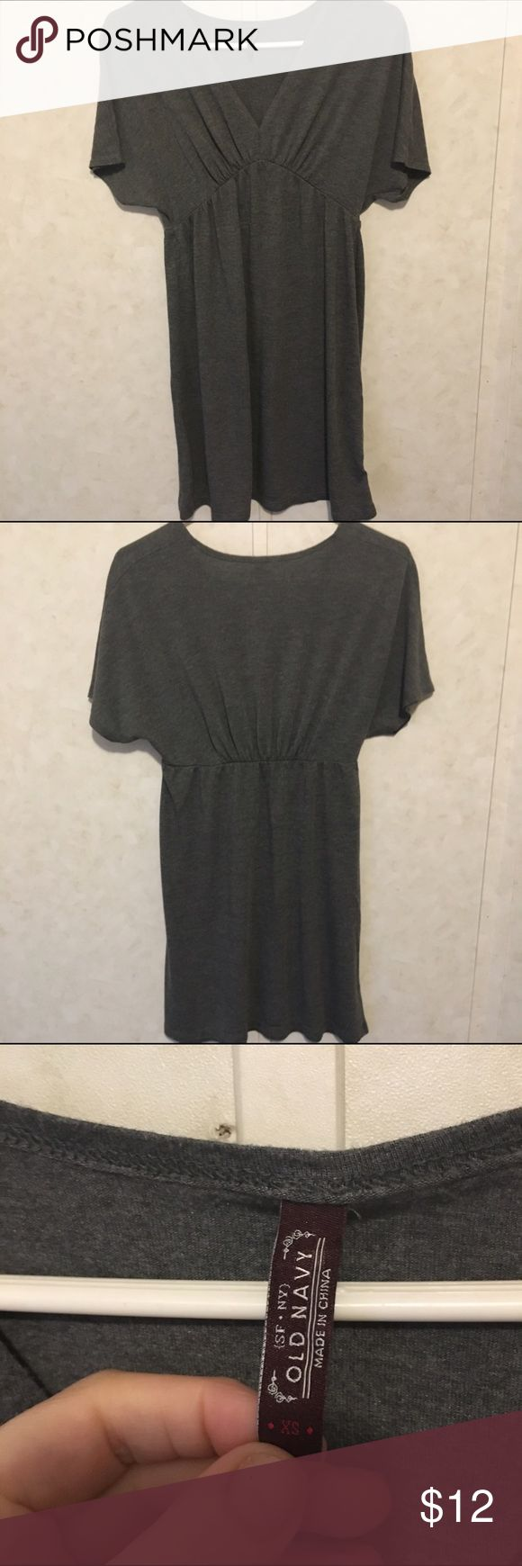 Old Navy mini dress Super soft jersey knit empire waist dress Old Navy Dresses Mini