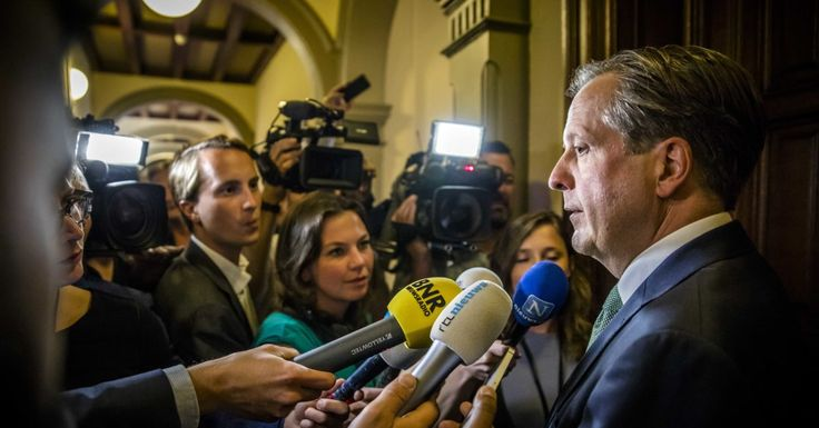 5/23/17 Dutch coalition talks on hold after second attempt to form government fails  The options for a coalition government are becoming more limited.