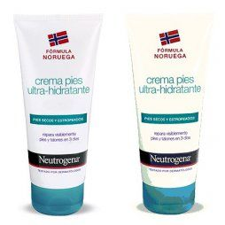Neutrogena Pies Duplo Ultra Pies 100+100