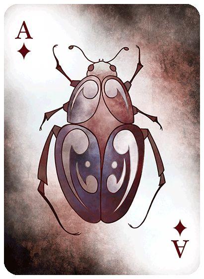 Beetle Royale - Diamonds.
